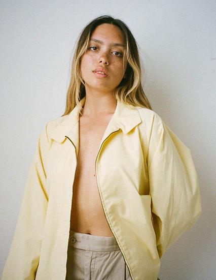 Lightweight Harrington Cotton Jacket