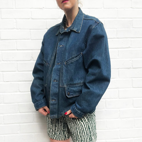 Levi's Oversized Utility Denim Jacket