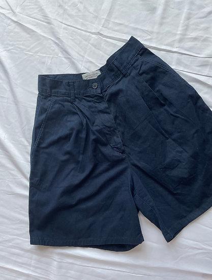 Cotton Longline Shorts