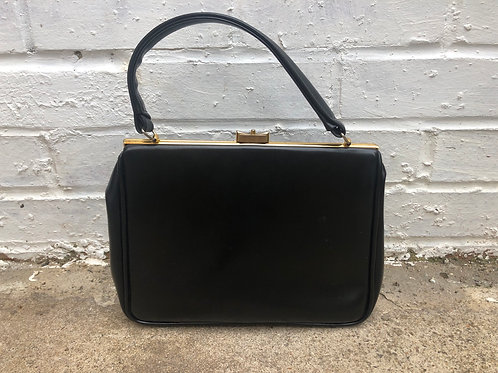 60s Faux Leather handbag