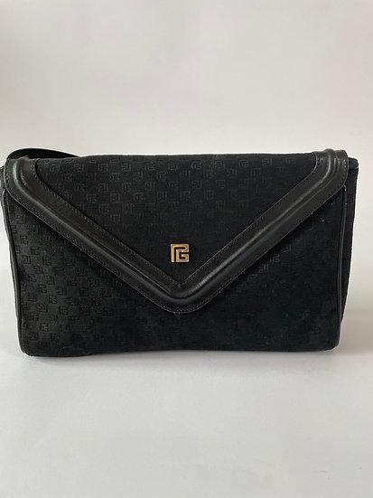 Pierre Balmain VintageLogo Shoulder Bag