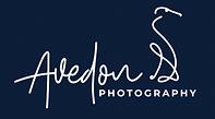 Avedon photography logo
