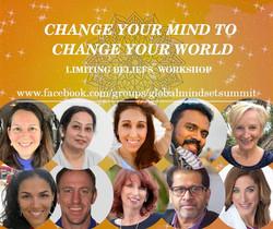 Global Mindset Summit June - Limiting Be