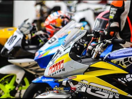 Apoyamos el Motociclismo Colombiano
