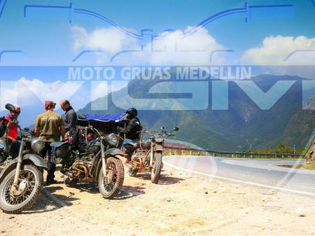 Tips para viajar por Carretera en Motocicleta