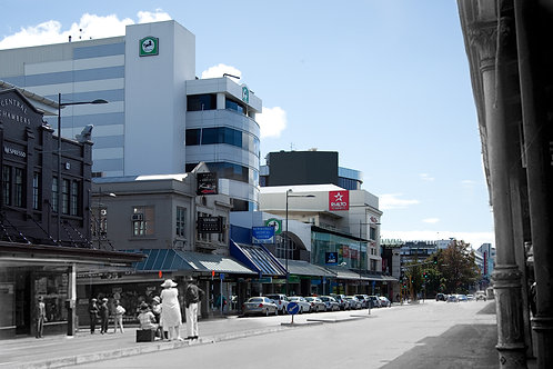 Broadway-Old and New Newmarket Series