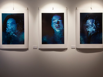 """Auckland Festival of Photography 2018-Show 2. """"Volition"""""""