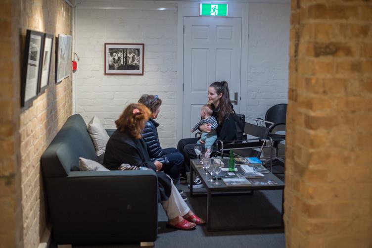PhotoForum Members Show 2018 Opening Night