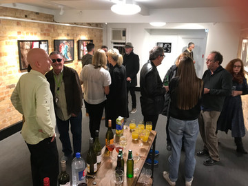 """Auckland Festival of Photography 2018, Show 2 - """"Volition"""" Opening night"""