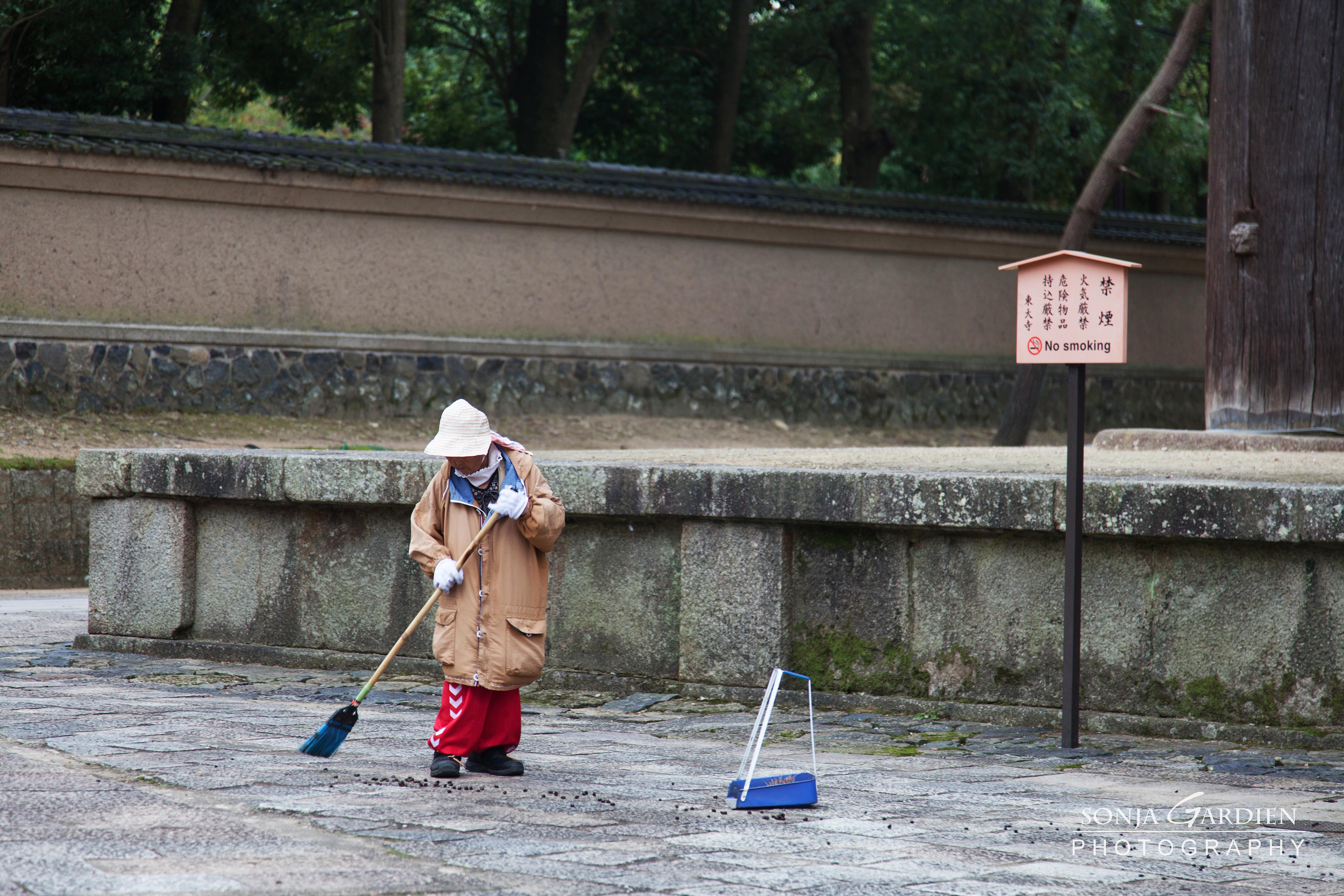 Nara lady