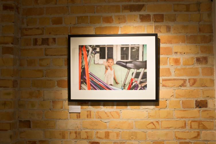 Cari Hill Exhibition