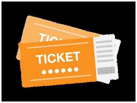 【8/26 昼12時~】チケットキャンセル分再販売決定