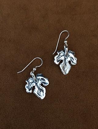 Fig Leaf Earrings