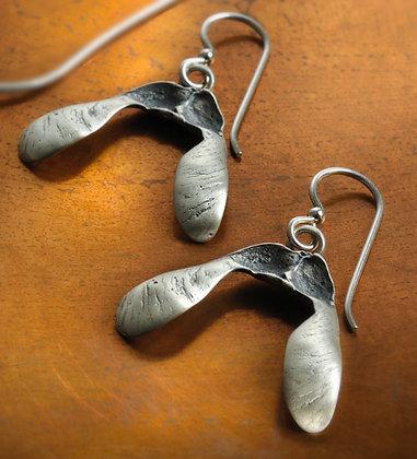 Maple Wing Earrings