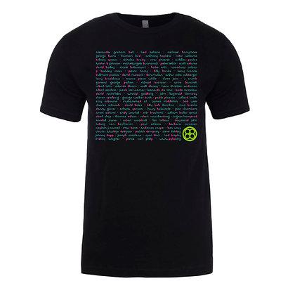 Dyslexic Names T-shirt