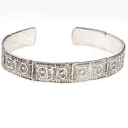 Lexington Brick Cuff Bracelet