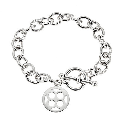 pqbd Toggle Bracelet