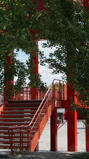 Parc de la Villette, 1983-1992