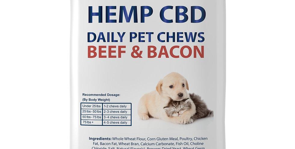 Pet CBD Chews - 5 Pack