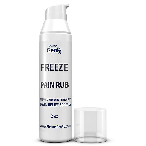 FREEZE Pump Cold Therapy Pain Relief 300MG