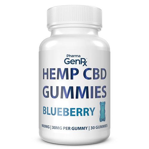 CBD Gummies 30 Ct