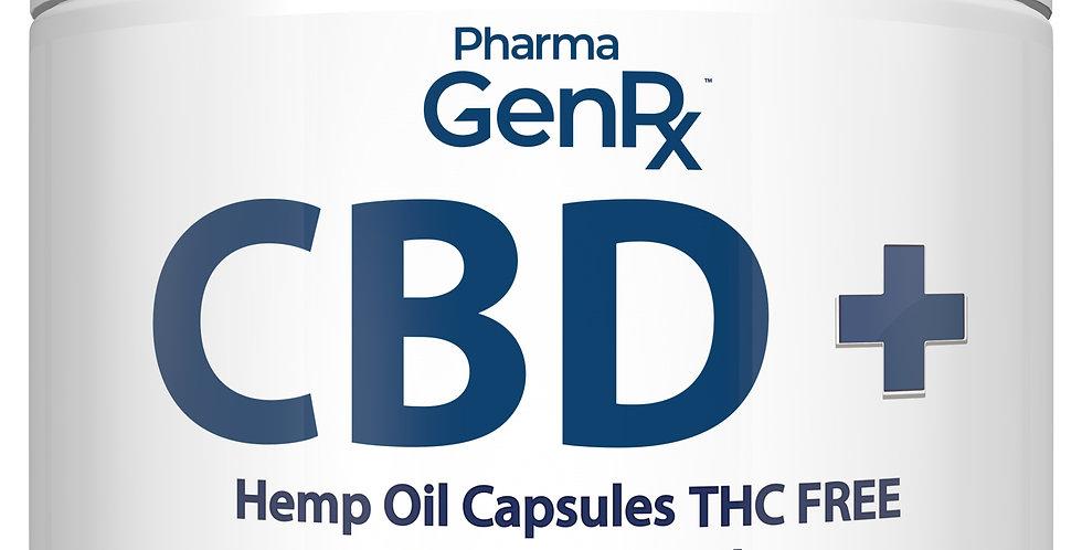 Hemp CBD Oil Capsules 10mg