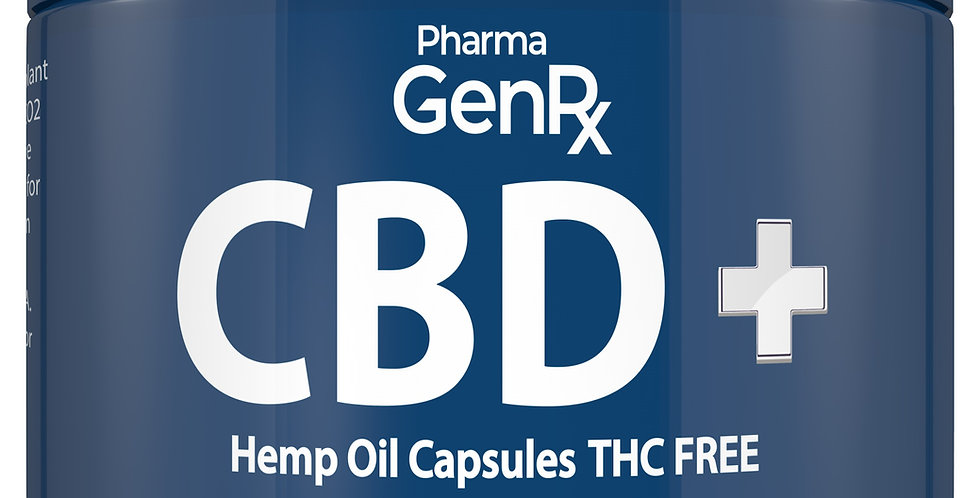 Hemp CBD Oil Capsules 25mg