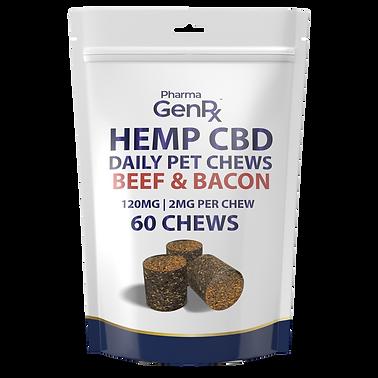 Hemp CBD Pet Chews Beef and Bacon.png