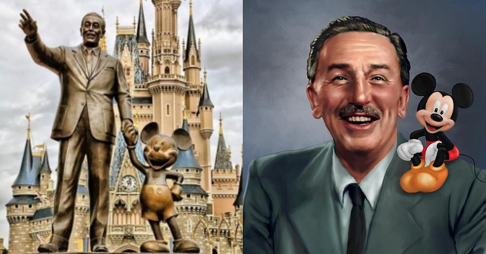 Walt Disney Einfrieren