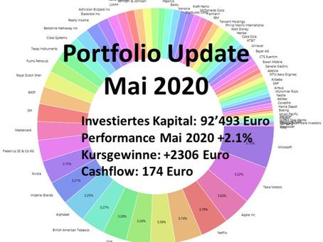 Portfolio Update Mai 2020