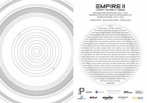 Empire II in Venice, Italy