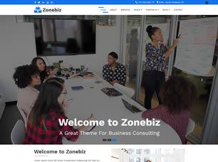 Zonebiz Website