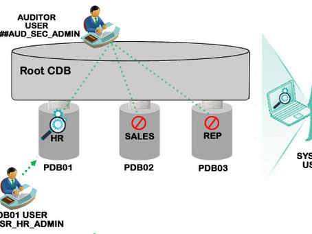 Auditing CDB and PDB level in Oracle Multitenant