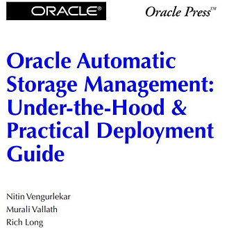 Oracle Automatic Storager Mangerment