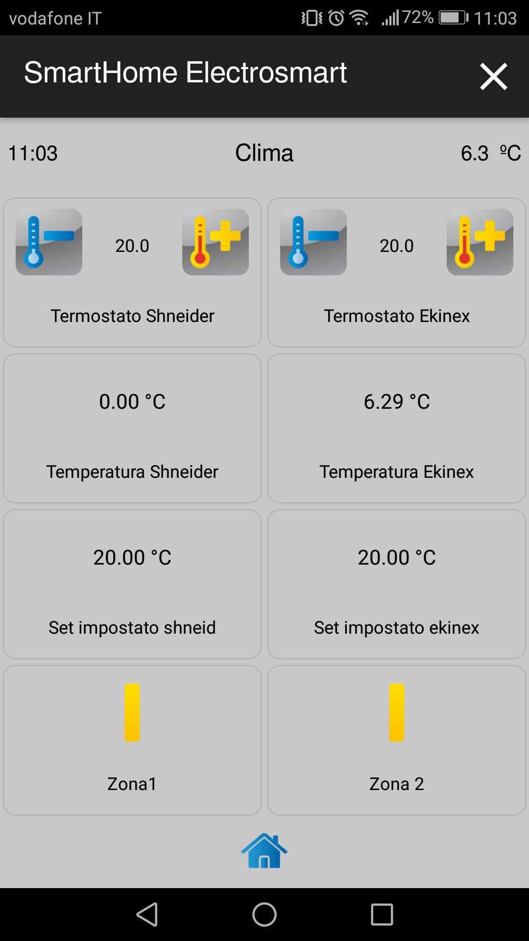 Z41 APP gestione clima 2