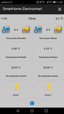 Z41 APP gestione clima appartamento