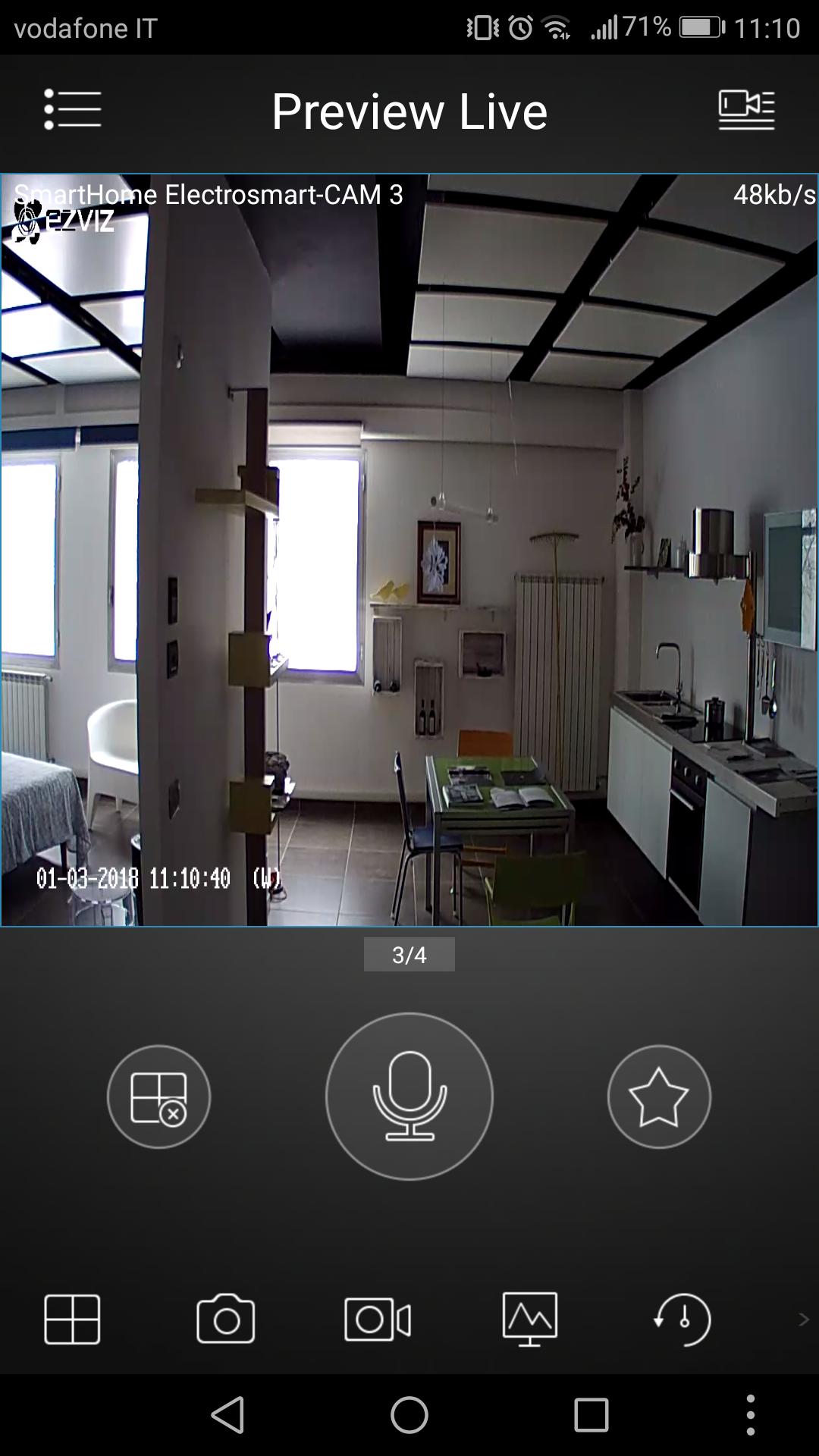 Telecamera IP 2