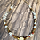 Thumbnail: Mixed beads, tropical necklace