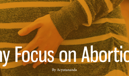 Why Focus on Abortion?