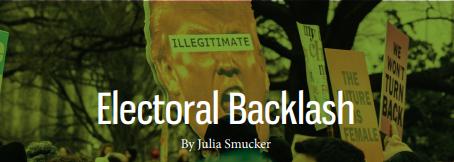 Electoral Backlash