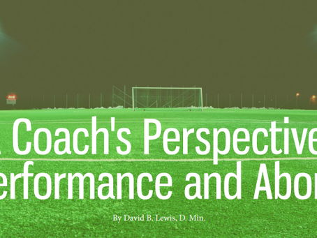A Coach's Perspective on Performance and Abortion