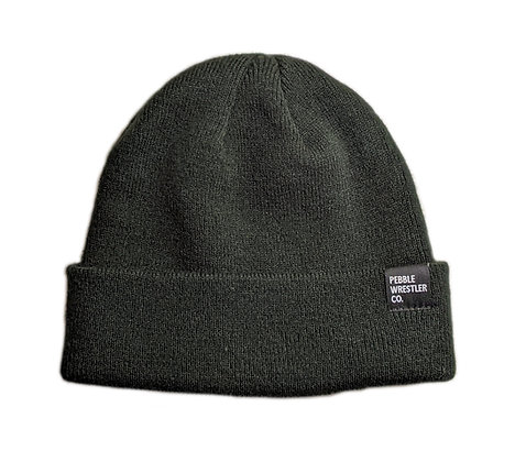 Cool Conditions Beanie | Forest Green