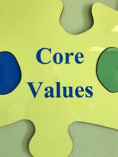 Licini core values sign.jpg
