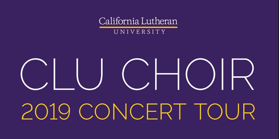 Cal Lutheran Choir Concert