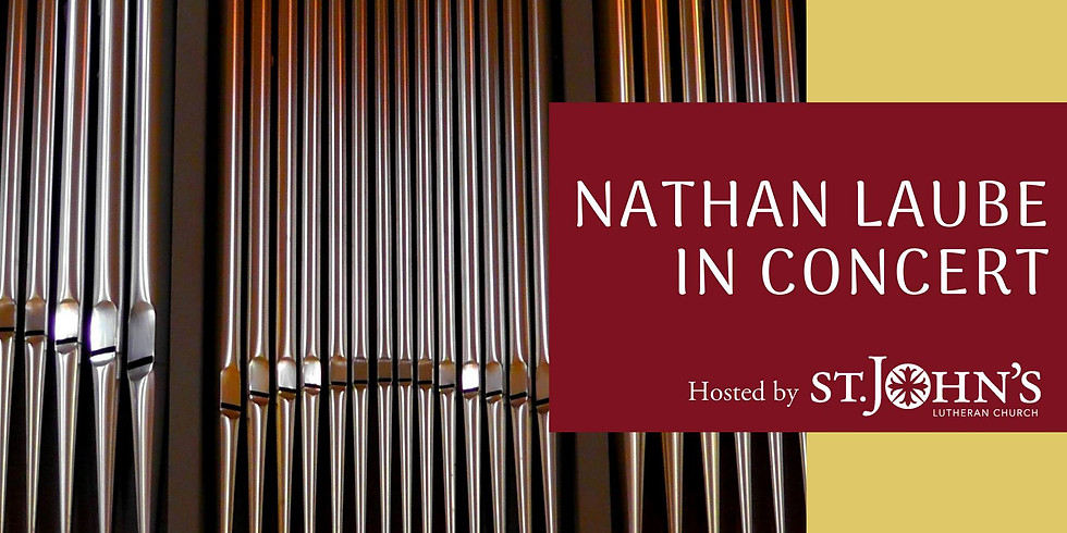 St John's Resounds Presents: Nathan Laube