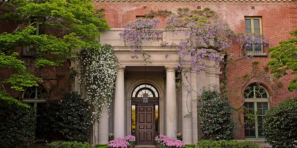 Sojourners Trip: Filoli Historic House & Garden
