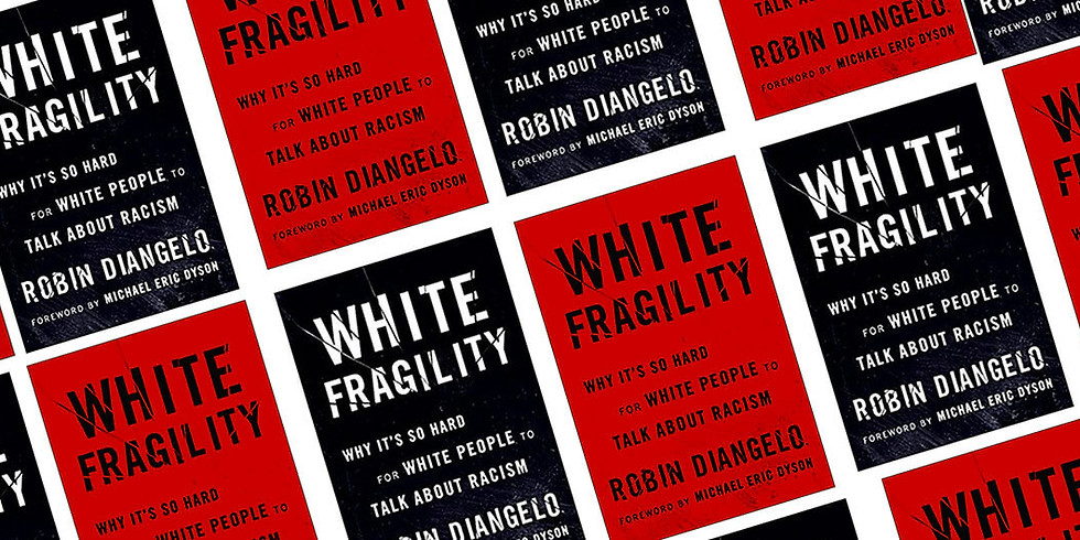 White Fragility Book Reads