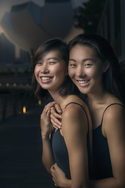 Portrait Sisters