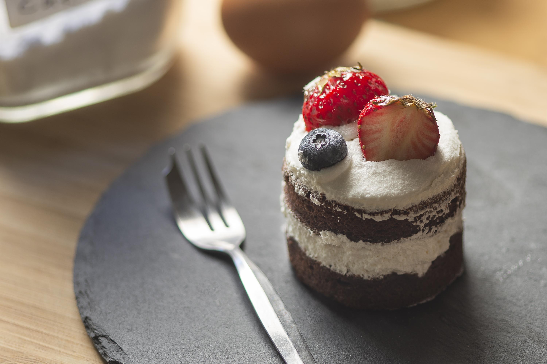 Food Black Forrest Cake