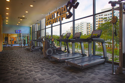 Interior Anytime Fitness 1